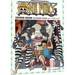 One Piece: Season Seven - Voyage Four (DVD 2006)