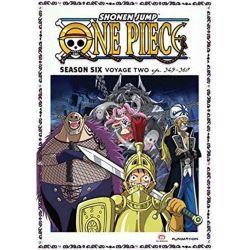 One Piece: Season Six - Second Voyage (DVD)