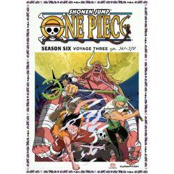 One Piece: Season Six - Third Voyage (DVD)