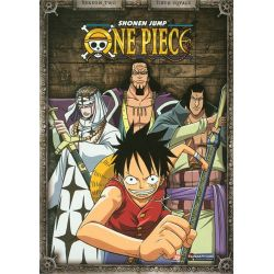One Piece: Season Two - Sixth Voyage (DVD 2008)