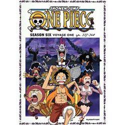 One Piece: Season Six - First Voyage (DVD)