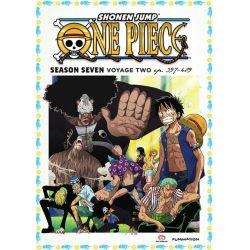 One Piece: Season Seven - Voyage Two (DVD)