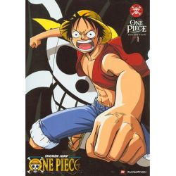 One Piece: Collection One (DVD 1999)