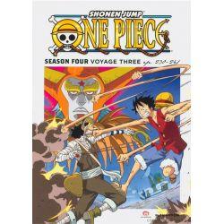 One Piece: Season Four - Third Voyage (DVD)