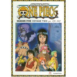 One Piece: Season Five - Second Voyage  (DVD)