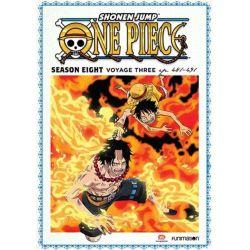 One Piece: Season 8 - Voyage Three (DVD 2016)