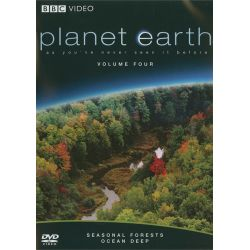 Planet Earth: Seasonal Forests / Ocean Deep (DVD 2007)