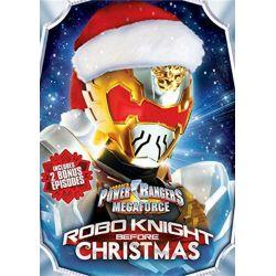 Power Rangers: Mega Robo Knight Before Christmas (DVD + UltraViolet) (DVD 2013)