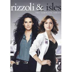 Rizzoli & Isles: The Complete Series (DVD 2016) Historyczne