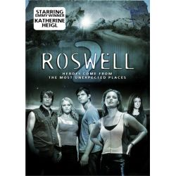 Roswell: The Complete Second Season (Repackaged) (DVD 2000)