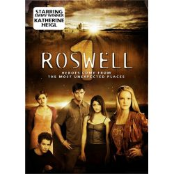 Roswell: The Complete First Season (Repackaged) (DVD 1999)