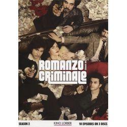 Romanzo Criminale: Season 2  (DVD 2016)