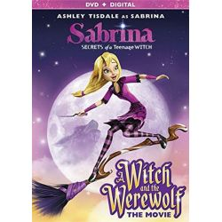 Sabrina, Secrets Of A Teenage Witch: A Witch And The Werewolf (DVD + UltraViolet) (DVD 2014)