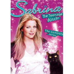 Sabrina, The Teenage Witch: The Complete Series (Repackage) (DVD)