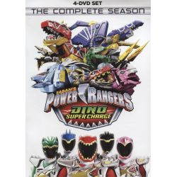 Saban's Power Rangers: Dino Super Charge - The Complete Series (DVD 2017)