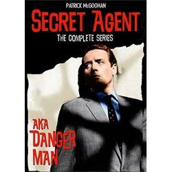 Secret Agent (AKA Danger Man): The Complete Series (DVD)