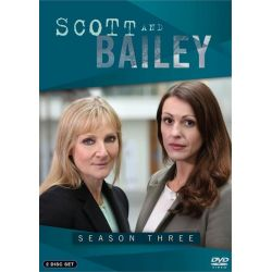 Scott And Bailey: Season Three (DVD 2013) Historyczne