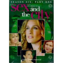 Sex And The City: Season Six - Part One (DVD 2004)