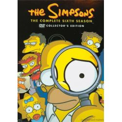 Simpsons, The: The Complete Sixth Season (DVD 1994) Historyczne