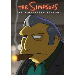 Simpsons, The: The Complete Eighteenth Season (DVD 2017)