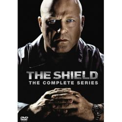 Shield, The: The Complete Series (DVD 2002)