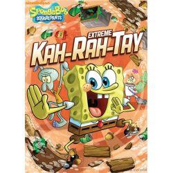 SpongeBob SquarePants: Extreme Kah-Rah-Tay  (DVD 2011)