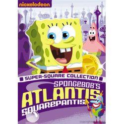 SpongeBob SquarePants: Atlantis Squarepantis (DVD 2007)
