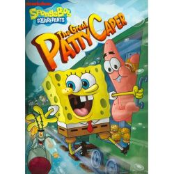 SpongeBob SquarePants: The Great Patty Caper (DVD 2010)