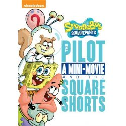 SpongeBob SquarePants: The Pilot - A Mini-Movie And The Square Shorts (DVD 1999)