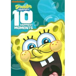 SpongeBob SquarePants: 10 Happiest Moments (DVD 2009)