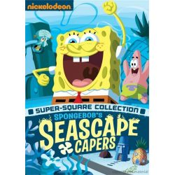 SpongeBob SquarePants: The Seascape Capers (DVD)
