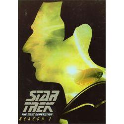 Star Trek: The Next Generation - Season 2 (Repackage) (DVD 1988)