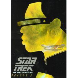 Star Trek: The Next Generation - Season 5 (Repackage) (DVD 1991)