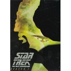 Star Trek: The Next Generation - Season 7 (Repackage) (DVD 1993)