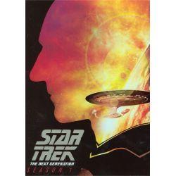 Star Trek: The Next Generation - Season 1 (Repackage) (DVD 1987)