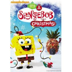 SpongeBob SquarePants: It's A SpongeBob Christmas! (DVD 2012)