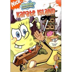 SpongeBob SquarePants: Karate Island (DVD 2006)