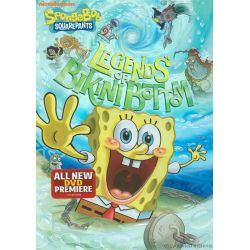 SpongeBob SquarePants: Legends Of Bikini Bottom (DVD 2010)