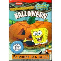 SpongeBob SquarePants: Halloween (DVD 2002) Historyczne