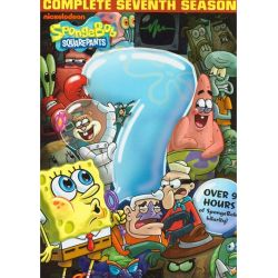 SpongeBob SquarePants: The Complete 7th Season (DVD 2009)