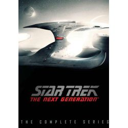 Star Trek: The Next Generation - The Complete Series (Repackage) (DVD 1987)
