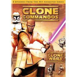 Star Wars: The Clone Wars - Clone Commandos (DVD 2009)