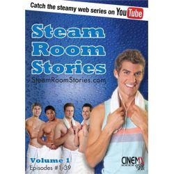 Steam Room Stories Volume 1 (DVD 2015)