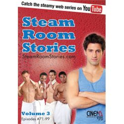 Steam Room Stories Volume 3 (DVD 2015)