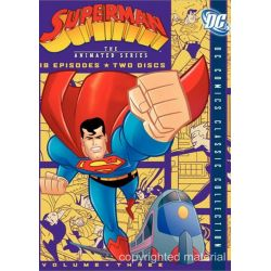 Superman: The Animated Series - Volume 3 (DVD 1998)