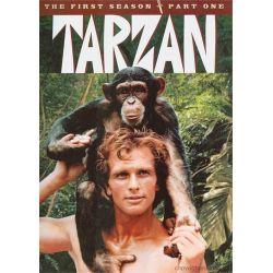 Tarzan: Season One - Part One (DVD)