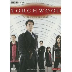 Torchwood: The Complete Second Series (DVD 2008) Historyczne