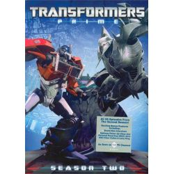 Transformers Prime: Complete Second Season (DVD 2011)