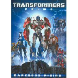 Transformers Prime: Darkness Rising (DVD 2011)