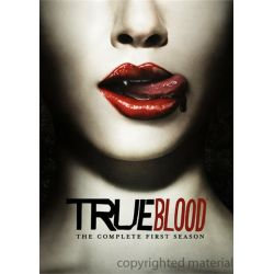 True Blood: The Complete First Season (DVD 2008) Historyczne